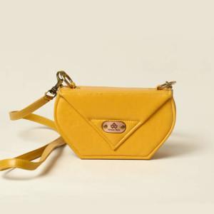 Small Leather Shoulder Bag – Kadogo